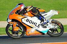 Moto3 - Letztes Rennen beenden: Florian Alt