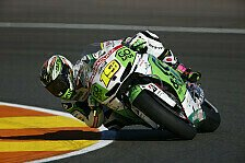 MotoGP - Nur P7 f�r Bautista: Bautista: Verkehr l�ste indirekt Sturz aus