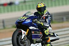 MotoGP - Aussagen aus dem Zusammenhang gerissen: Rossi dementiert R�cktrittsger�chte