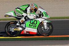 Moto3 - �ttl fehlt nur eine Sekunde: Antonelli bleibt vorn
