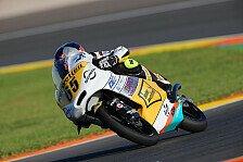 Moto3 - Luft nach oben bei �ttl und Gr�nwald: Valencia-Tests: So schnitten die Deutschen ab