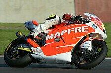 Moto2 - Intensiv, schwer, aber zufriedenstellend: Jordi Torres