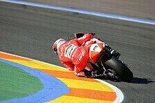 Moto2 - Der Weltmeister st�rzt: Terol f�hrt das Warm-Up an