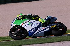 Moto2 - In Richtung Top-10: Dominique Aegerter f�hrt sich ein