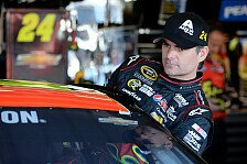 NASCAR - Video: Rasante Taxifahrt mit Jeff Gordon
