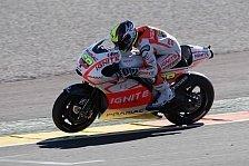 MotoGP - Hingabe und Entschlossenheit: Hernandez f�hrt 2014 bei Pramac