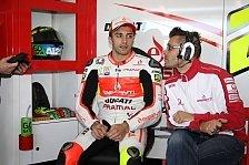 MotoGP - Ein Sturz, eine Aufgabe: Doppel-Null f�r Pramac beim Finale