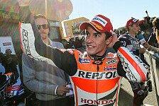 MotoGP - Ein unglaubliches Gef�hl: Marquez: Ein Traum geht in Erf�llung