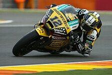 Moto2 - Vinales und Salom undercover: L�thi auch in Valencia mit Testbestzeit