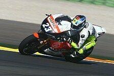 Moto2 - Fehler kostete Schrötter früh seine Chancen