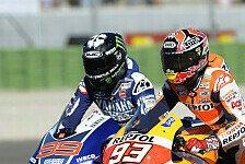 MotoGP - Draufg�nger ohne Respekt: Kommentar - Marquez der Super-Rookie