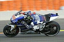 MotoGP - Das Gef�hl ist �hnlich: Lorenzo: Erst in letzter Minute auf 2014er Bike