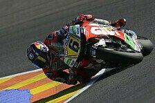 MotoGP - Probleme mit der Front: Bradl erneut mit Schwierigkeiten