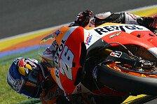 MotoGP - Jorge fuhr teilweise zu hart: Pedrosa: Zufriedenstellendes Saisonende