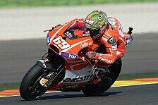 MotoGP - Ducati beendet schwache Saison: Hayden bei Abschied bester Ducatisti
