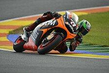 MotoGP - Edwards unzufrieden: Corti trauert Duell mit Espargaro nach