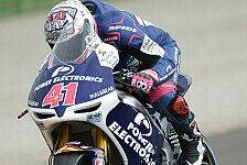 MotoGP - De Puniet gibt auf: Espargaro: Platz elf zum Abschied