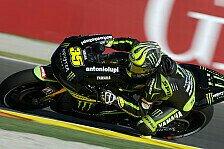 MotoGP - H�tte Marc und Valentino fast zum Sturz gebracht: Smith verhindert Marquez-Crash