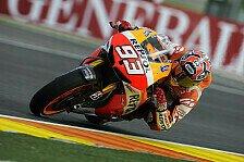 MotoGP - Lorenzo stark, Bradl best�tigt gute Testform: Weltmeister Marquez dominiert Testtag zwei