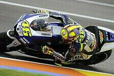MotoGP - Die alte Leier: Rossi: Haben nicht mehr verdient