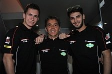 Moto3 - 2014 mit Tonucci und Schouten: CIP gibt Fahrerpaarung bekannt