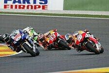 MotoGP - Valencia: So lief es in den vergangenen Jahren
