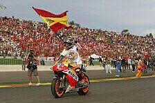 MotoGP - Traum in Erf�llung gegangen: Weltmeister Marc Marquez �ber seine Saison