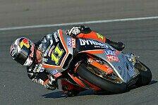 Moto2 - H�rteste der drei Kategorien: Cortese: Zweite Saison nicht einfacher