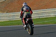 Moto2 - Fahrer mit gr��ter Konstanz gewinnt den Titel: Sandro Cortese