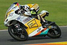 Moto3 - Zweitbester Rookie und drittbester Kalex-Pilot: �ttl: Saisonziele erreicht