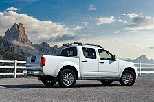 Auto - Sportliche Akzente und hochwertiger Innenraum: Luxus f�r den Nissan Navara