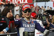 MotoGP - Jarvis h�lt Ducati-Angebot f�r m�glich: Yamaha dementiert Lorenzo-Wechsel