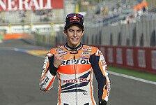 MotoGP - Kein Nachteil durch Test-Pause: Trotz Beinbruch: MSM-User glauben an Marquez