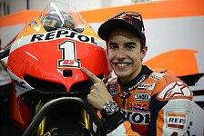 MotoGP - Lorenzos letzte Attacke scheitert: Magic Moments 2013: Die Kr�nung von Marquez