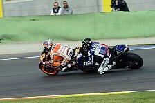 MotoGP - Fahrweise in Ordnung: Marquez verteidigt Lorenzo