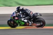MotoGP - Viel Potential und Raum f�r Verbesserungen: Redding und Aoyama deb�tieren mit Production-Bike