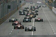 Motorsport - Von Verstappen bis Pommer: Stars in Macau