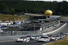ADAC GT Masters - Handicap-Gewichte f�r Fahrer werden reduziert: Kontinuit�t beim Reglement f�r 2014