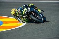 MotoGP - Rennsiege als Ziel: Rossi passt M1 an seinen Fahrstil an