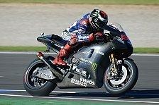MotoGP - Alle relevanten Daten schon gesammelt: Yamaha beendet Valencia-Test vorzeitig