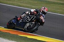 MotoGP - Gro�e Defizite trotz Verbesserungen: Aspar-Duo im Test-Finale abgeschlagen