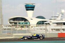 GP3 - Von Abu Dhabi zu Miley Cyrus