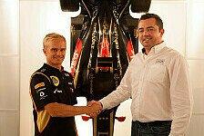 Formel 1 - Zwei Rennen f�r eine volle Saison: Kovalainen: Lotus und dann zur�ck zu Caterham