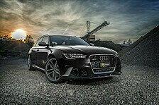 Auto - Waffenscheinpflichtiges Geschoss: Audi RS6 erh�lt Leistungskur von O.CT Tuning