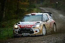 WRC - Video: Kubicas erster Crash in Wales