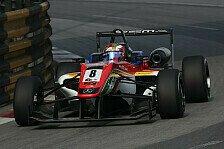 Mehr Motorsport - Crashfestival in Macau: Macau GP: Pole-Position f�r Marciello