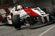 Mehr Motorsport - Marciello auf Rang drei: Macau GP: Lynn siegt im Qualifikationsrennen