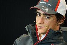 Formel 1 - Teamkollegen f�r Adrian Sutil gefunden: Sauber best�tigt Gutierrez und Sirotkin