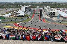 Formel 1 - Super-Wetter am Super-Sunday: Wetterprognose: Erst Winterjacke, dann Badehose