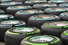 Formel 1 - Michelins Wunderwaffe - der profillose Intermediate: Traumreifen f�r Interlagos - nur in der WEC